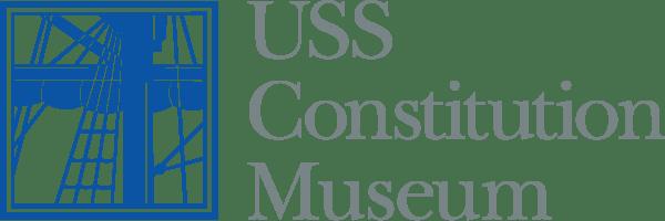 USS Constitution Museum Blue-Gray Logo